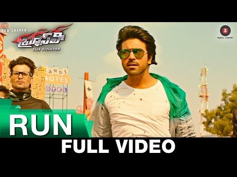 Run - Full Video | Bruce Lee The Fighter | Ram Charan | Sai Sharan & Nivaz - YouTube