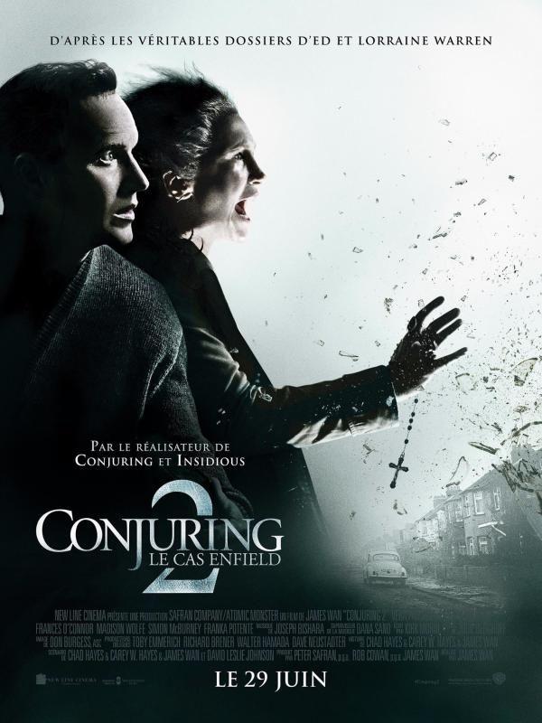 Conjuring #2 Le cas Enfield