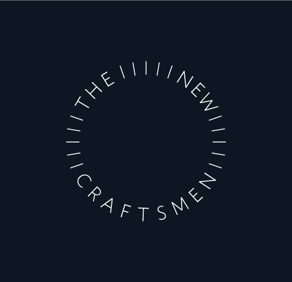The New Craftsman. #Logo #Branding #Design