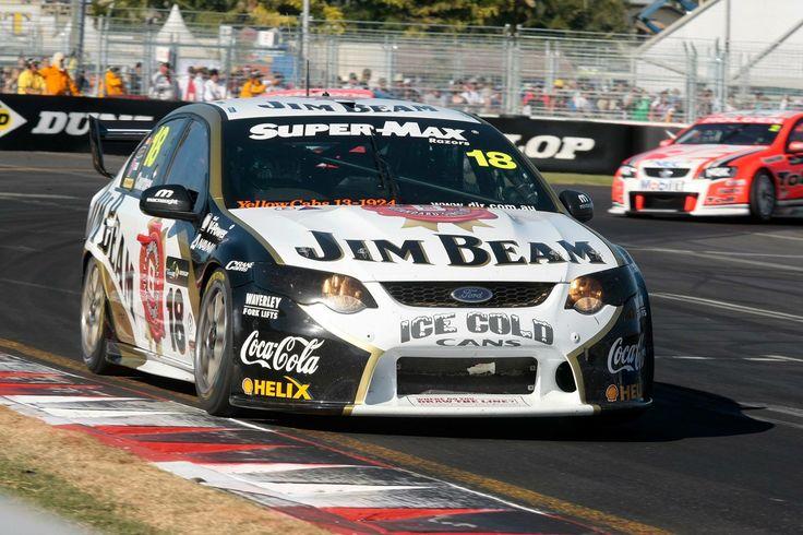 DJR - James Courtney 2009 Townsville QLD