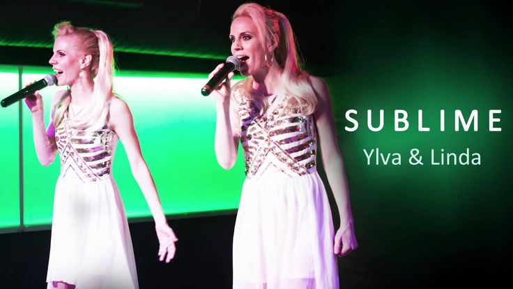 Ylva & Linda - Sublime (Eurovision Moldova 2015) Spotify: http://po.st/EurovisionCollectionSpotify iTunes: http://po.st/EurovisionCollectioniTunes Google Play: http://po.st/EurovisionCollectionGooglePlay Amazon: http://po.st/EurovisionCollectionAmazon