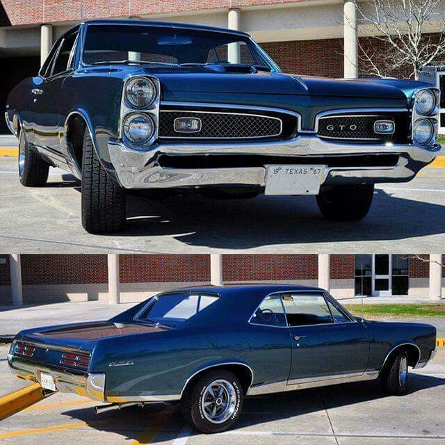 Best Pontiac Gto Images On Pinterest