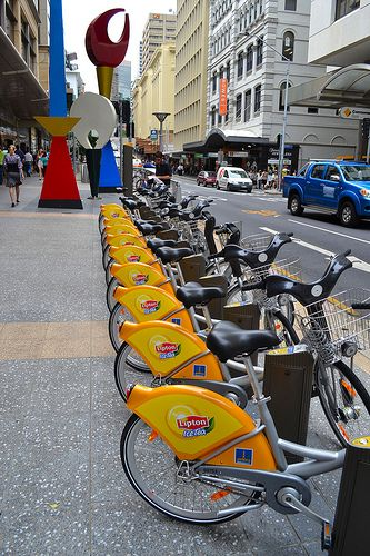 Bikes Brisbane Queensland Australia  #City_Edge_Apartment_Hotels   #Cityedge    http://www.cityedge.com.au