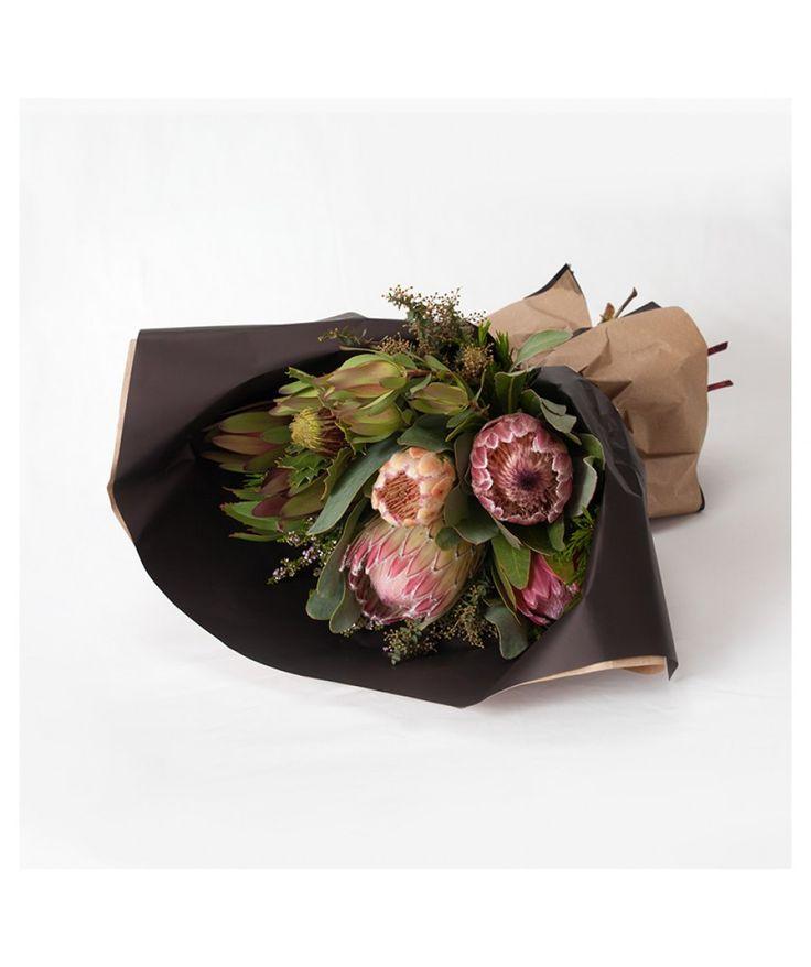 Native Wrap - Subscription Wraps - Mixed Native Bouquet