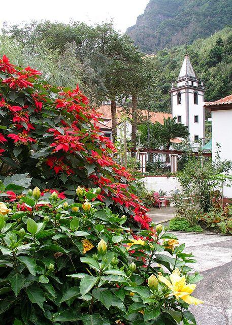 Ribeira Brava, Madeira Island, Portugal