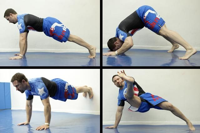 10 Pushup Variations for a Stronger Body
