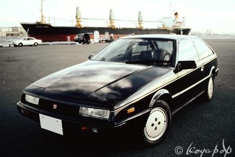 1987 Isuzu Piazza Nero