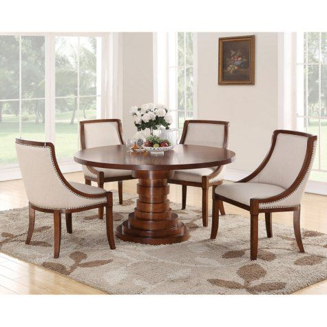 Sam S Club Sullivan Dining Table And Chairs 5 Piece Set