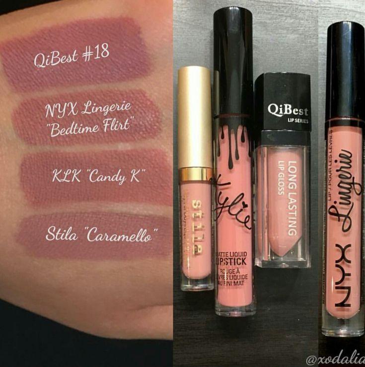 Liquid Lipstick Dupes
