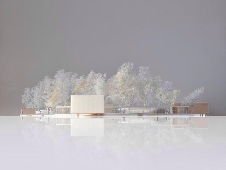 Office Jarrik Outburg | Architecture Model
