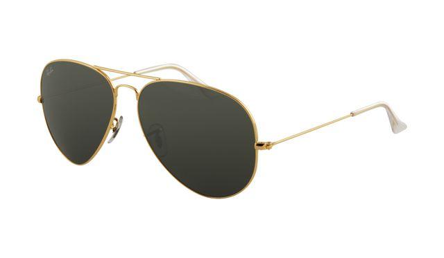 Ray Ban RB3025 Aviator Sunglasses Arista Frame G 15 XLT Lens