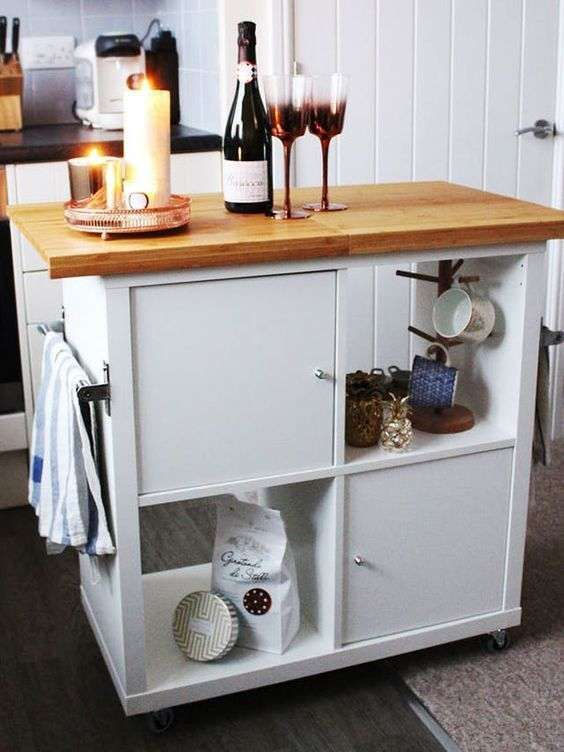 En La Isla Flotante 2019 CocinaMuebles Para Ikea JFKl1c