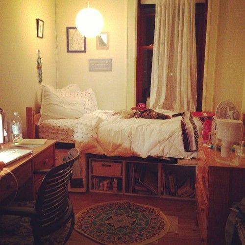 Decorating Ideas > 25+ Best Ideas About Single Dorm Rooms On Pinterest  ~ 120958_Small Single Dorm Room Ideas