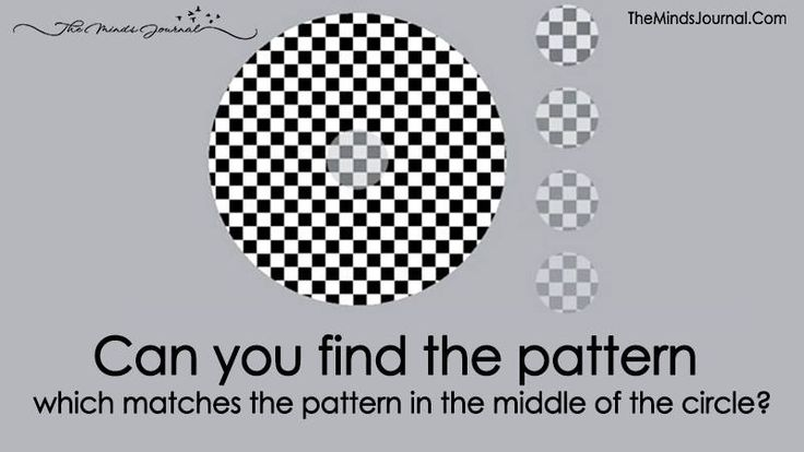 Schizophrenia Test: If You Can See Through These Optical Illusions You Might Have Schizotypy Traits - https://themindsjournal.com/schizophrenia-test/