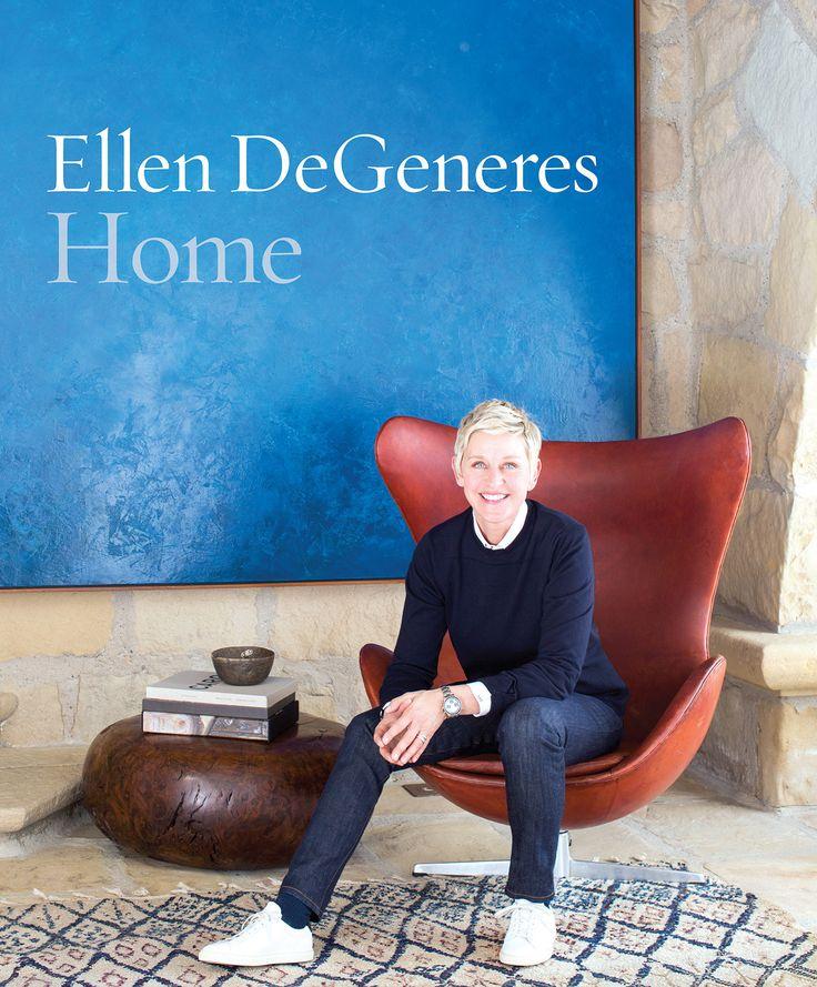 Ellen  Degeneres en `the Egg`