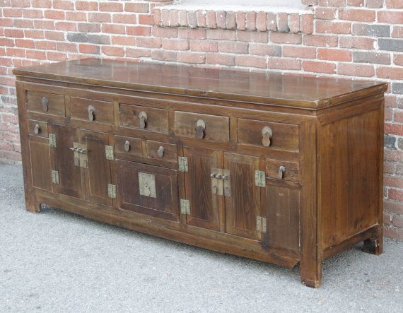 Asian Tansu Sideboard Buffets And Sideboards Asian Buffet