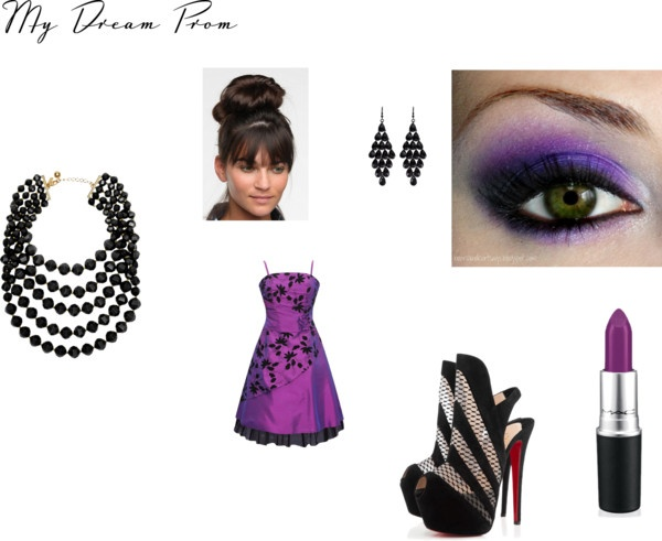 """prom queen"" by annevee79 on Polyvore"