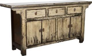 Dynasty 4 Door 3 Drawer Buffet   Eureka Street Furniture