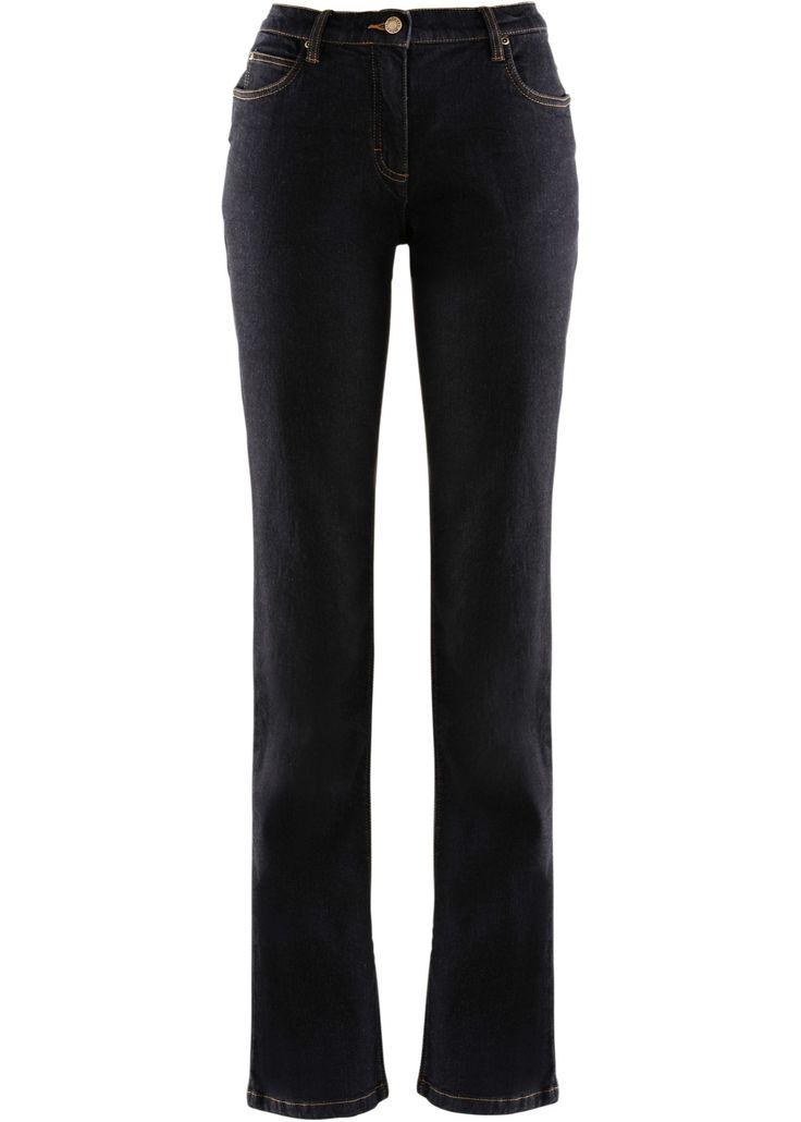 Stretch-Jeans STRAIGHT, Lang black stone - John Baner JEANSWEAR jetzt im Online Shop von bonprix.de ab € 14,99 bestellen. Die legere Stretch-Jeans von John ...