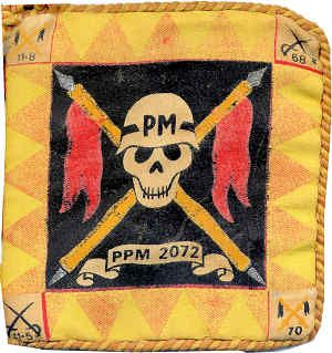Pelotão de Polícia Militar 2072 Guiné