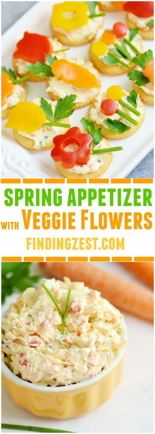Make this easy spring appetizer featuring homemade…