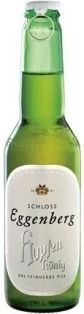 Cerveja Hopfenkönig, estilo German Pilsner, produzida por Brauerei Schloss Eggenberg, Áustria. 5.1% ABV de álcool.