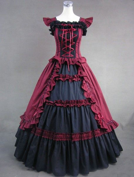12 best Gothic Victorian Lolita Dresses images on Pinterest | Lolita ...