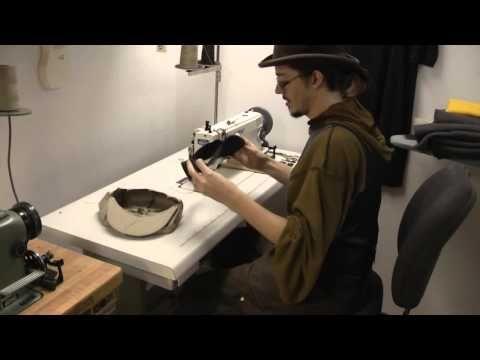 DIY How To Sew a Flat Cap ✄ https://www.youtube.com/watch?v=uo5aoy1Ot0o