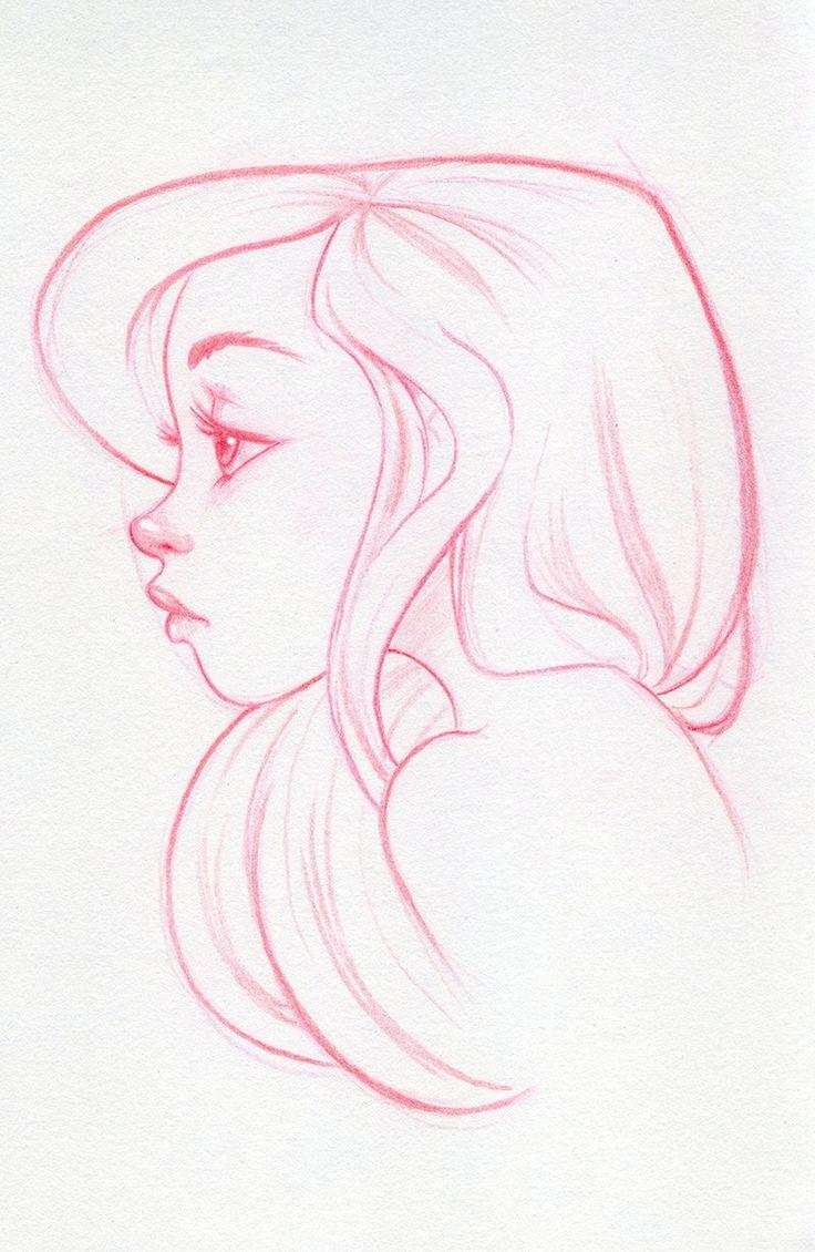 Gorgeous Ariel profile...