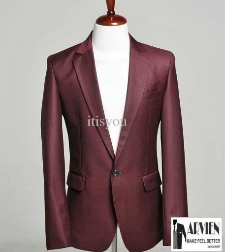 toko online yang jual model baju blazer cowok dengan desain casual anak muda dan bisa dipakai acara formal maupun santai pesan mudah dan murah