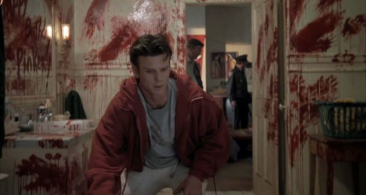 Peter Berg Shocker (1989)