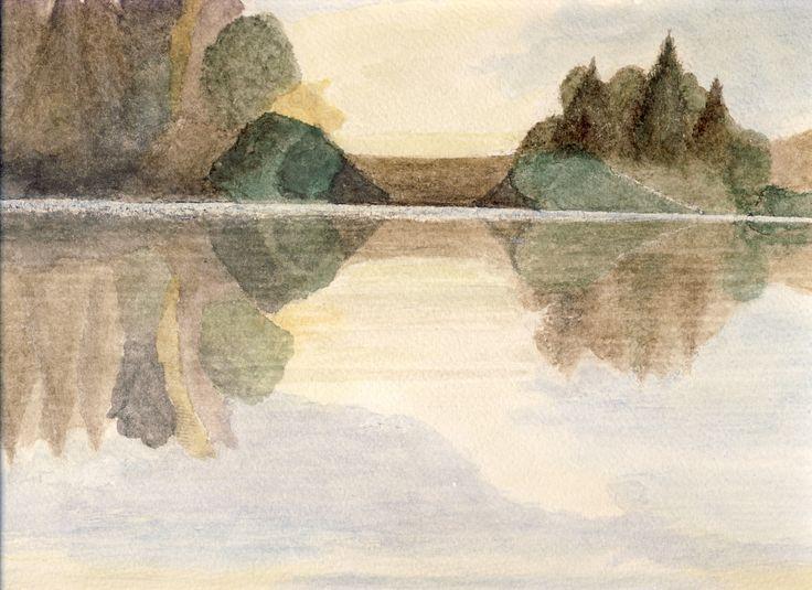 Spiegelsee, U. Kretschmer