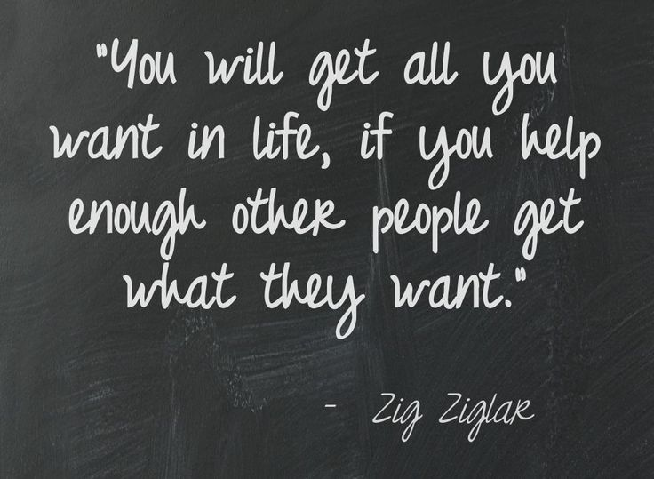 One of my favorite quotes from Zig Ziglar. #quotes #motivation #inspiration