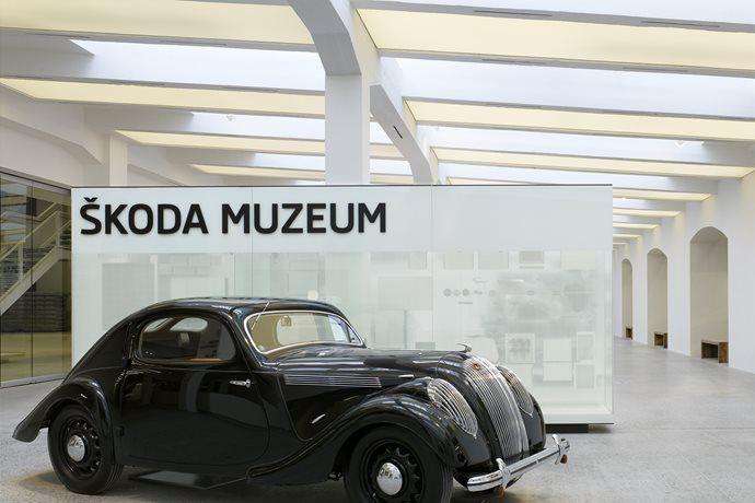 Kudy z nudy - Škoda Muzeum Mladá Boleslav