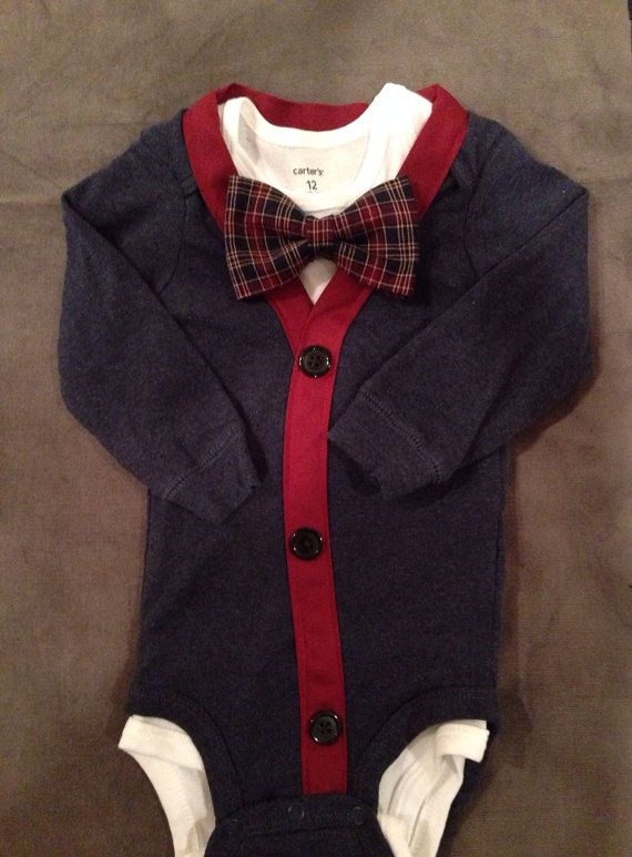 Todd Baby Boy Clothes Newborn Outfit Baby by ChristolandCompany