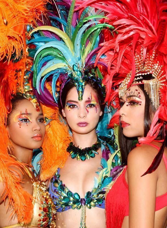 Carnival queens