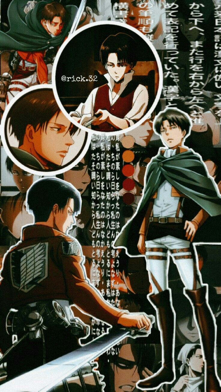 Levi Ackerman Wallpaper Cute Anime Wallpaper Anime Backgrounds Wallpapers Anime Background
