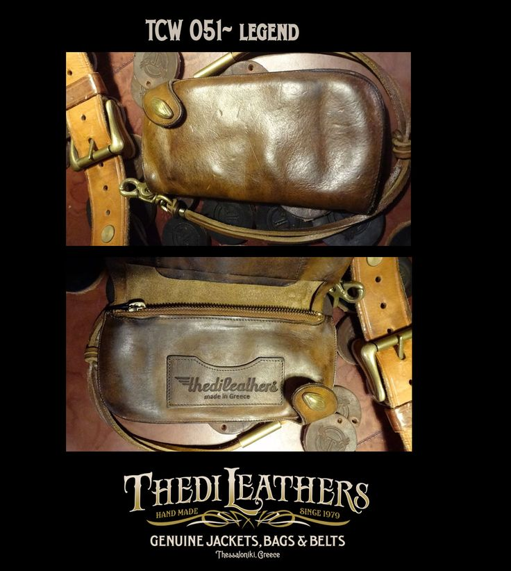 Thedi leathers  #TCW 051 #ChainWallet #legend  #thedileathers  #leather www.thedileathers.com