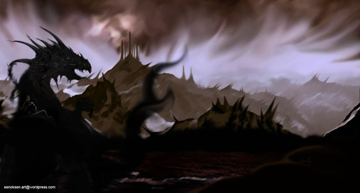 Gate Warden's City. Guardians of Evion.