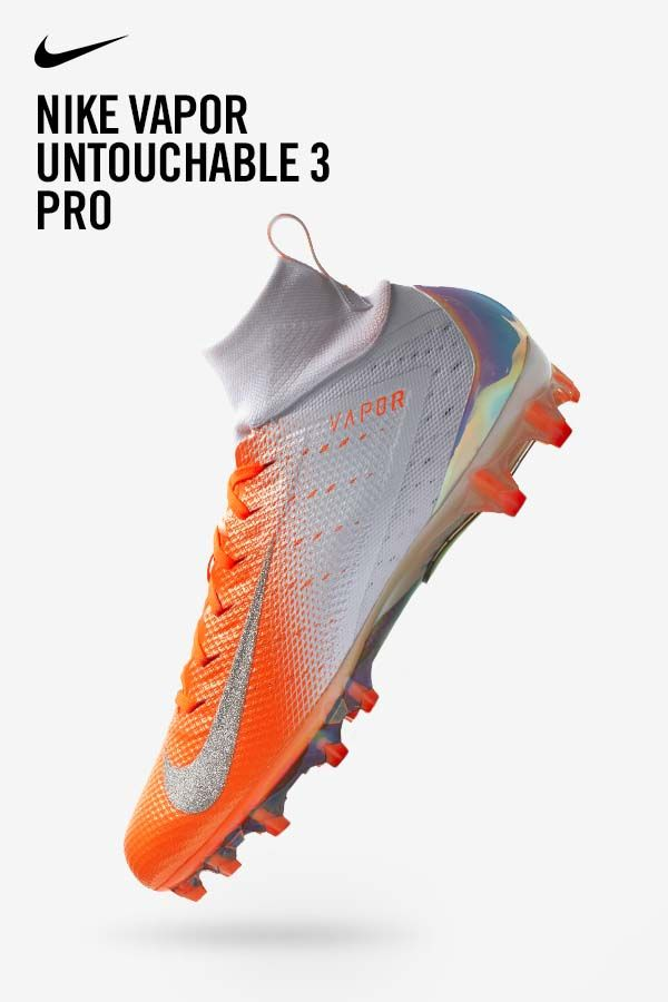 official photos 994bf e0dcc Nike Vapor Untouchable 3 Pros are made for the most electric players on the  field, now on Nike.com.