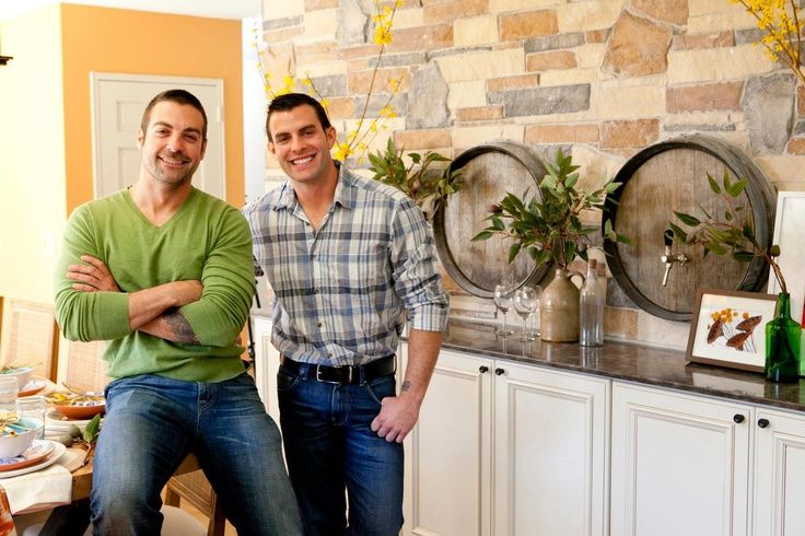 I LOVE these guys, and LOVE the wine tap they did in this episode!!  kitchen cousins   Kitchen Cousins!   Guys
