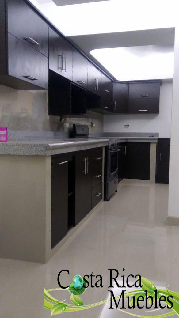 Pin de Costa Rica Muebles en Muebles de Cocina en 2019 | Kitchen ...