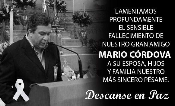 """Murió+Mario+Córdova+García,+creador+de+""""La+Mano+Peluda"""""""