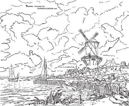85 besten europa Bilder auf Pinterest | Holland, Malvorlagen und Delft