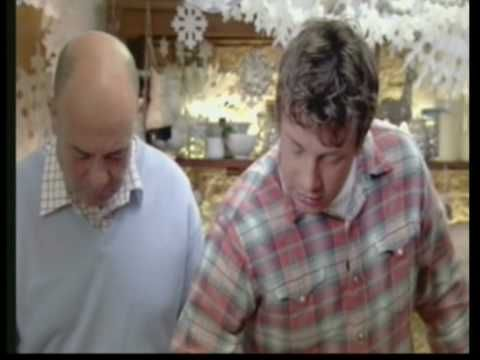 Jamie Oliver makes Kedgeree with his Dad - YouTube