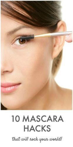 Mascara and beauty hacks that will rock your world!