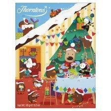 Thorntons Children Advent Calendar 83G £4.99