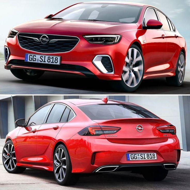 Opel Insignia GSi Saudades da sigla GSi? Esta versão esportiva do Sedan da Opel apresentada na Europa.