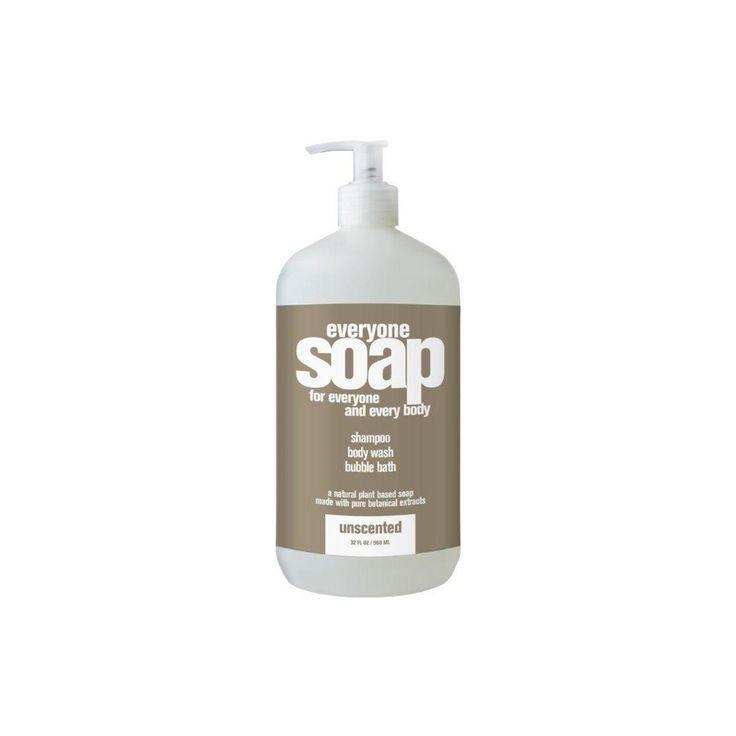 Everyone Unscented Soap - 32.0 fl oz