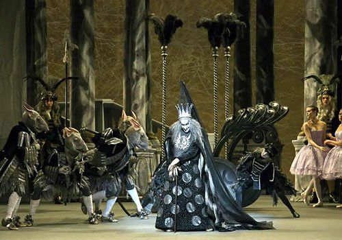 Ratmansky's Sleeping Beauty in Milan casts its magic spell   - Massimo Murru in The Sleeping Beauty – photo by Brescia and Amisano, Teatro alla Scala 2015